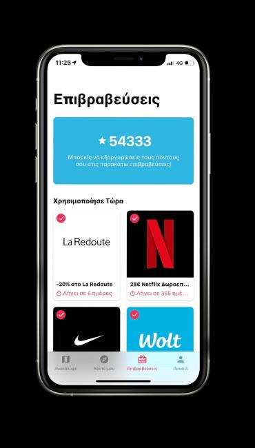 Bespot Rewards Application